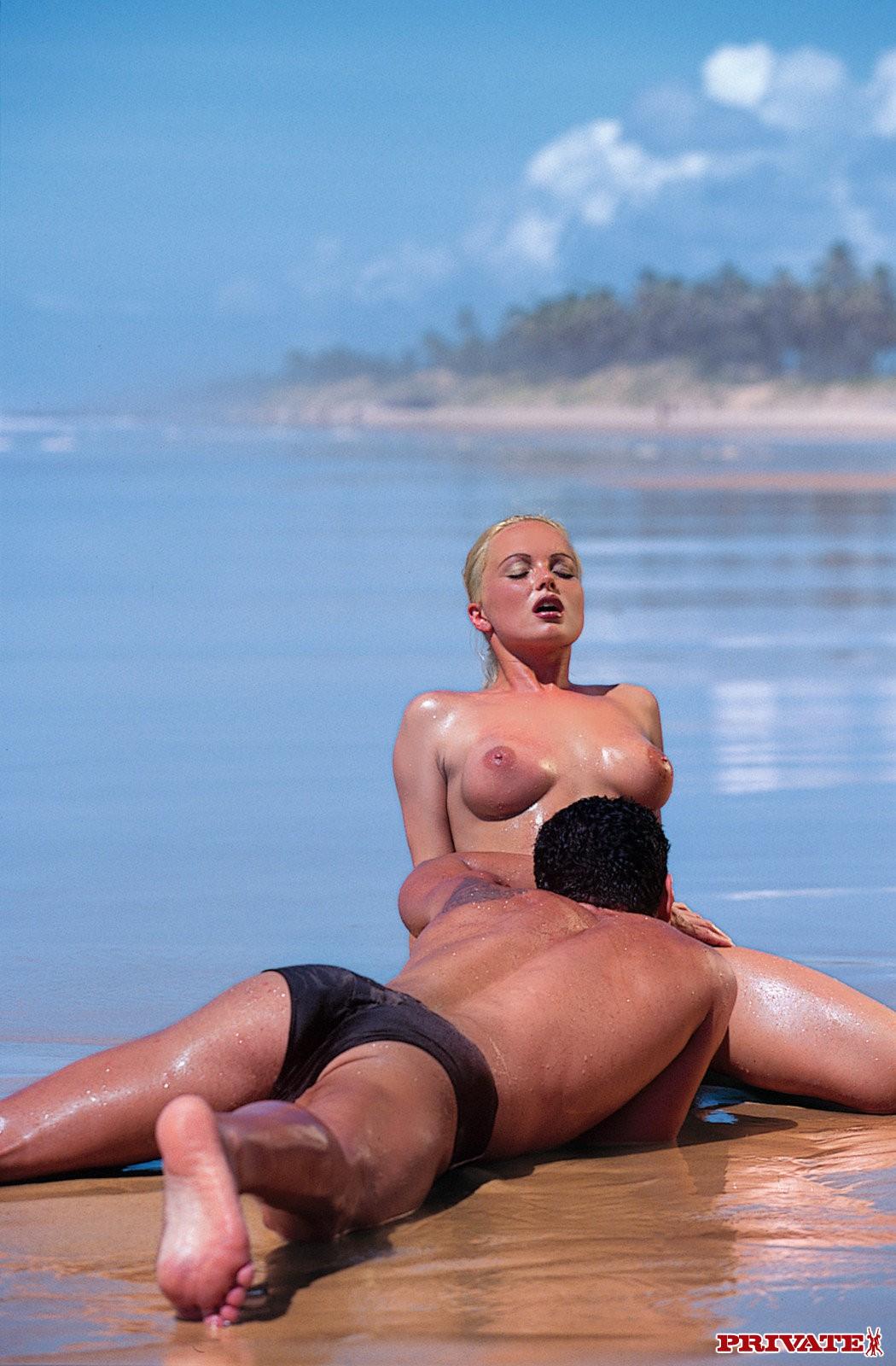 Порно Ру На Пляже